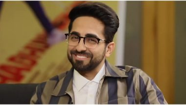 Ayushmann Khurrana Joins UNICEF For Fight Against Child Sexual Abuse